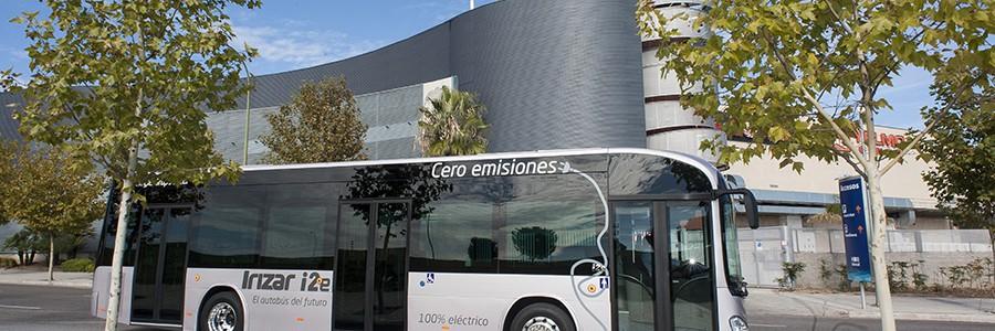 Autobuses eléctricos fabricados en Euskadi circularán por el centro de Londres
