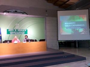 La Junta de Andalucía analiza en una jornada su nueva normativa sobre suelos contaminados