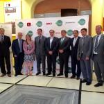 Los premios ECO reconocen la labor de los distribuidores valencianos en el reciclaje de aparatos ofimáticos