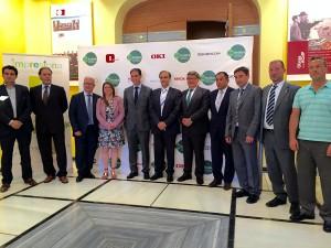 Entregados los premios ECO a los distribuidores valencianos que más han colaborado a la recogida de equipos ofimáticos en desuso