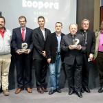 Ihobe recibe el premio Koopera a la sostenibilidad