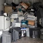 Francia: los distribuidores online no cumplen con la recogida gratuita de residuos electrónicos