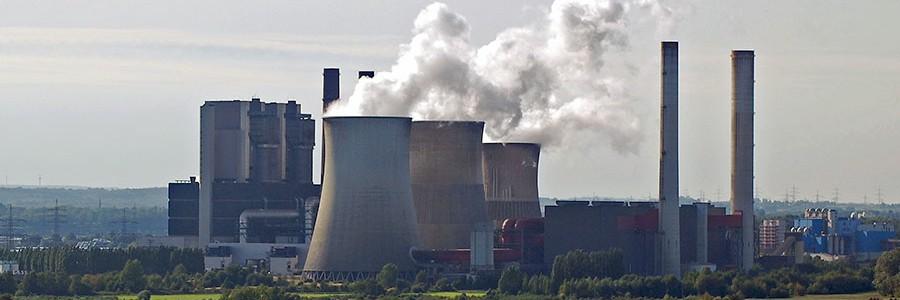 El sector energético acapara el ranking europeo de emisiones