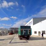 Concluye la construcción de la nueva planta de reciclaje de Saica Natur en Zaragoza
