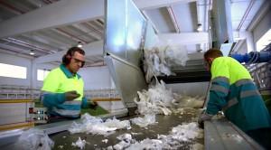 Concluida la nueva planta de reciclaje de Saica Natur en El Burgo de Ebro (Zaragoza)