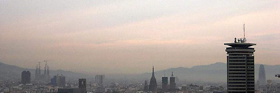 El 95% de la población española respira aire contaminado