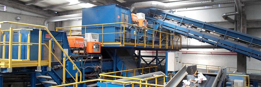 El Ecoparque de Toledo mejora la recuperación de residuos con un nuevo AUTOSORT 4