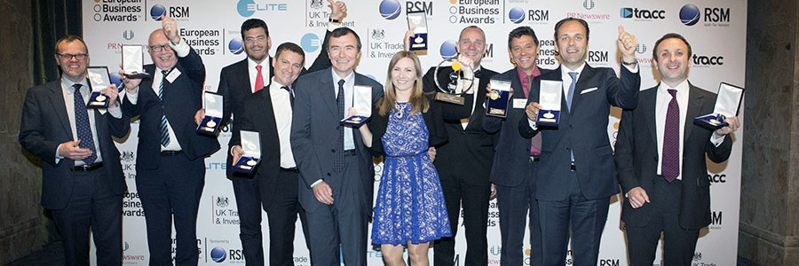 TOMRA se hace con el Business of the Year Award
