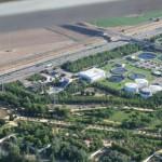 DAM y SAV invertirán 2,6 millones de euros en la depuradora de San Jerónimo (Sevilla)