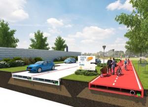 Proponen fabricar pavimentos de plástico reciclado para calles y carreteras