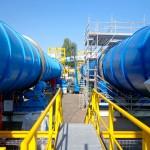 Masias Recycling culmina el traslado de dos biodrums de Girona a París