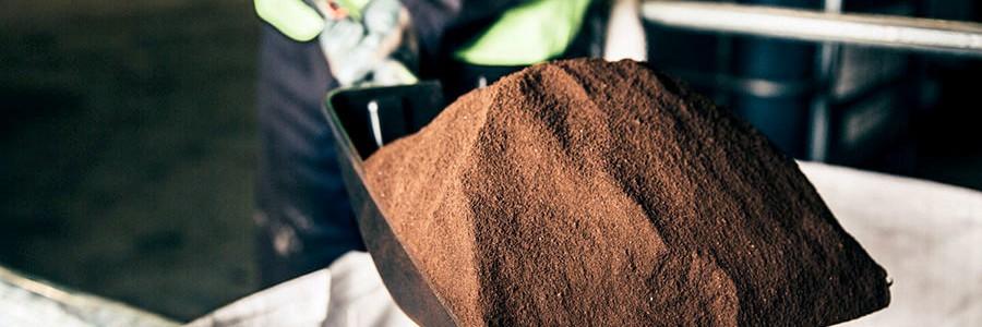 Los residuos de café de las estaciones de Londres se aprovecharán para producir energía