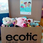 Comparte y Recicla promueve la solidaridad y el respeto por el medio ambiente entre los niños