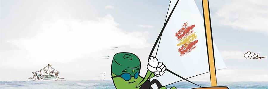 Iniciativa para reciclar pilas en verano y proteger el entorno marino