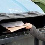 La recogida de papel para reciclar crece un 4,1%