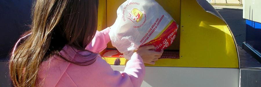 El reciclaje de plásticos en los hogares crece un 11%, hasta las 410.000 toneladas