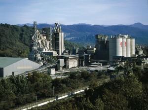 El TSJN da el visto bueno al uso de biomasa en los hornos de la cementera