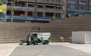 El Ayuntamiento de Vitoria extremará el control y la transparencia sobre el servicio de limpieza viaria