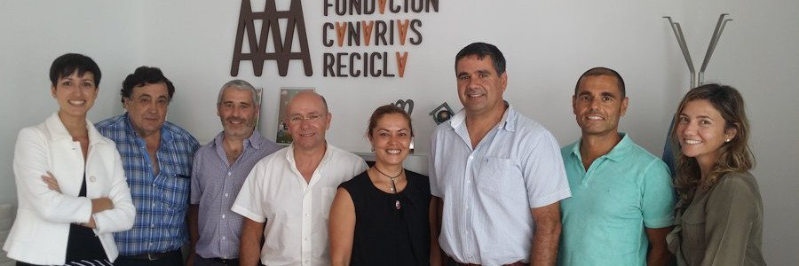 María José Rosa, nueva presidenta de la Fundación Canarias Recicla
