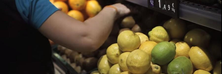 """El videorreportaje """"El Valor de los Alimentos"""" aborda los efectos del desperdicio alimentario"""