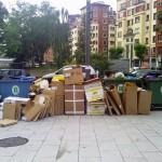 Cada año se producen entre 7.000 y 10.000 millones de toneladas de residuos urbanos en el mundo