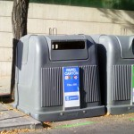 Madrid pierde millones de euros con los robos de cartón de los contenedores