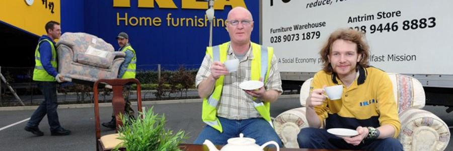 Los distribuidores británicos apoyan la reutilización de productos