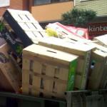España valorizó el 75% de los envases, embalajes y palés de madera en 2014