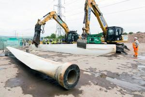 Proyecto BRIO: hacia el reciclaje de palas eólicas