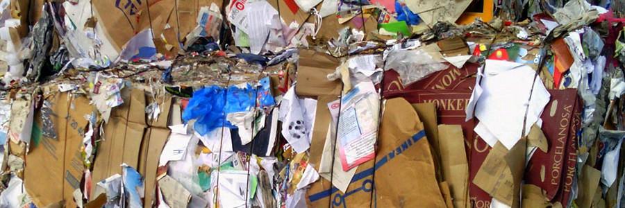 El reciclaje de papel y cartón en España alcanza los 4,4 millones de toneladas
