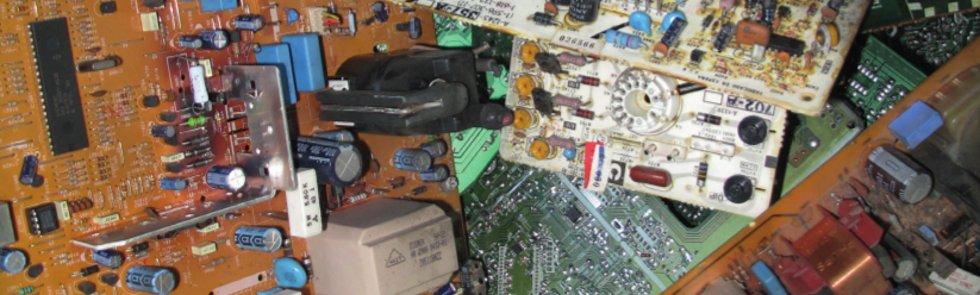 Recyclia pide aumentar control y sanciones en tráfico ilegal de residuos electrónicos