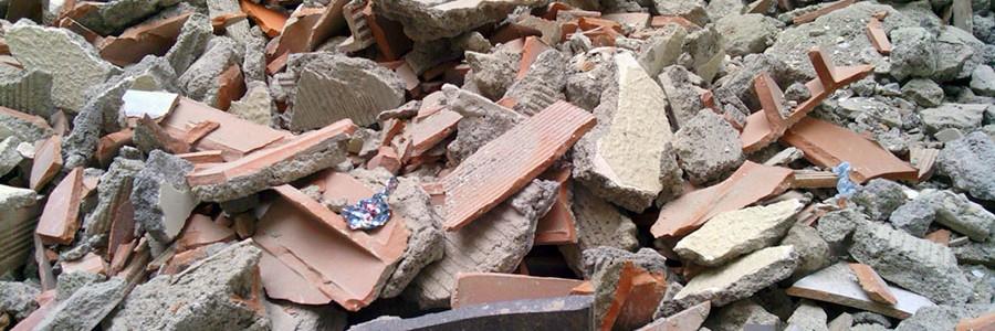 La Diputación de Jaén aborda con las empresas de reciclaje el plan de residuos de construcción y demolición
