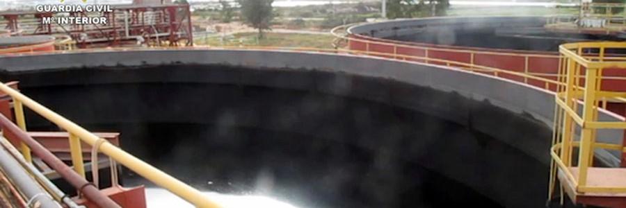 Dos imputados por el vertido de residuos peligrosos en Puerto Real (Cádiz)