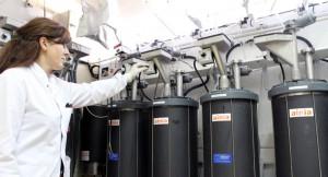 El sistema permite optimizar vía Internet la planta de biogás agroindustrial