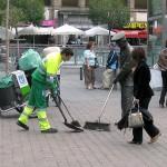 Arranca el Plan para la Limpieza de Madrid