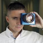 Una cámara infrarroja detecta fugas de gases industriales en tiempo real