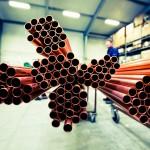 Casi el 50% del cobre que se usa en Europa es reciclado