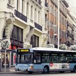 Los autobuses de Madrid medirán la calidad del aire