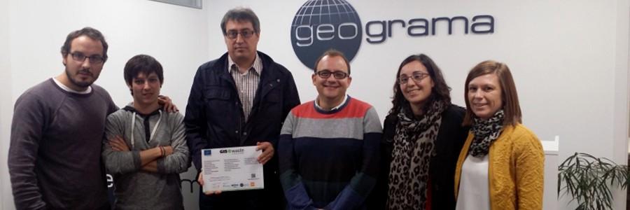 El proyecto LIFE GISWASTE presenta sus primeras rutas de recogida de subproductos agroalimentarios