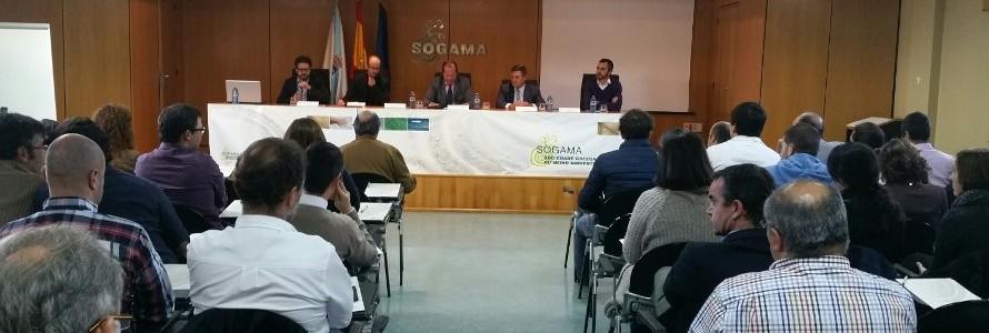 """Sogama acogió la jornada """"Hacia la optimización en la gestión de residuos municipales"""", promovida por """"Laboratorio de Ideas sobre Residuos"""" (LIR)."""
