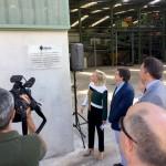 Inaugurada la nueva planta de tratamiento de residuos domésticos de Lorca (Murcia)