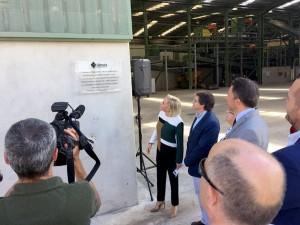 Inaugurada la tercera fase de mejora de la planta de gestión de residuos urbanos de Lorca (Murcia)