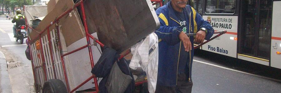 Los recicladores de Latinoamérica colaboran para obtener reconocimiento social