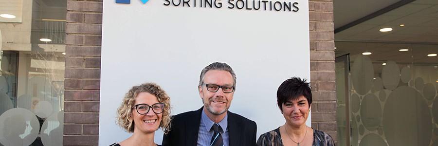 TOMRA Sorting Recycling inaugura sus nuevas oficinas en Roses (Girona)