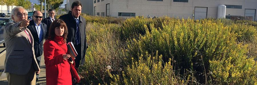 Valladolid tendrá una planta de transferencia de residuos industriales