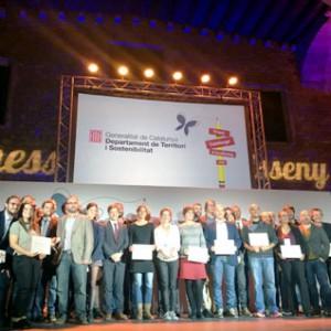 Entregados los Premios Catalunya de Ecodiseño