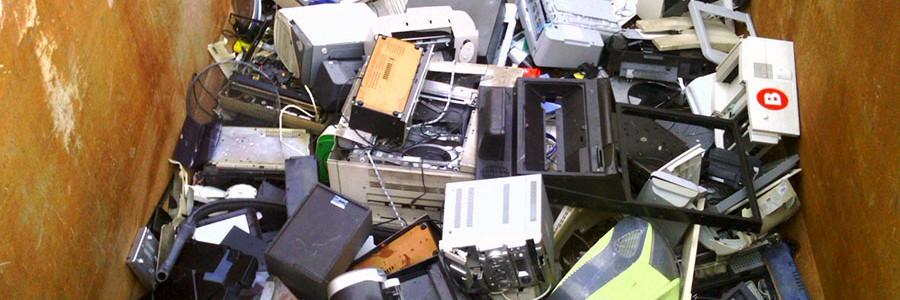 ECOTIC analizará el futuro del reciclaje de residuos electrónicos