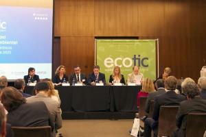 ECOTIC reunió a diversos expertos para visionar el futuro del reciclaje de los residuos electrónicos