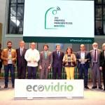 Entregados los XVI Premios Periodísticos Ecovidrio