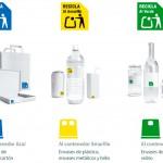 Nuevo símbolo para facilitar el reciclaje de envases